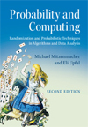 Probability and computing / Michael Mitzenmacher Eli Upfal