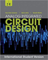 Analog integrated circuit design. / Tony Chan Carusone, David A. Johns, Kenneth W. Martin.