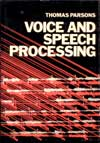 Voice and speech processing